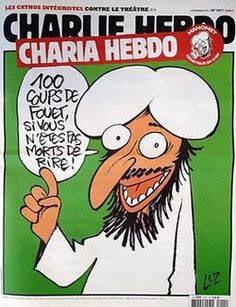 "CHARLIE  HEBDO      AFFAIR         Like blaming a rape victim for her ""provocative dress,"" many press pundits blame th..."