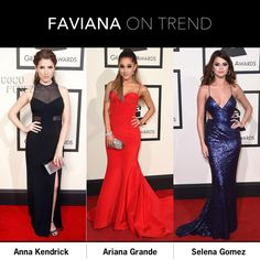 Check out this great article about the 2016 Grammy Awards Fashion Looks. http://www.faviana.com/blog/faviana-on-trend-grammys-2016