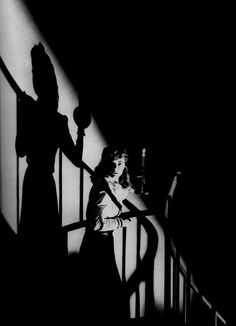 Dorothy McGuire in The Spiral Staircase