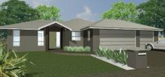 Silver Fern, Orange Residential Homes, Orange Direct Plan House Plans, Silver Fern, Shed, Outdoor Structures, How To Plan, Homes, Orange, Houses, Home