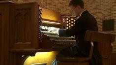 Nathan Laube in Recital: Overture to Die Fledermaus (transcribed by Nathan Laube)- Johann Strauss II Organ Music, Heart Hands, Overture, Little Rock, Recital, Halloween, Tv, Movies, Films