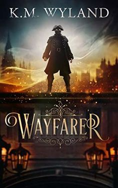 Wayfarer by K.M. Weiland | Goodreads | SPFBO6 Cover Contest Finalist Evil Empire, Han And Leia, Fantasy Book Covers, Book Cover Design, Cover Art, The Book, Illusions, Wayfarer, Illustration