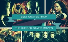 Best Quotes From The Hunger Games Movies – 'May the odds be ever in your favor.' Most Famous Quotes, Best Quotes Ever, Famous Movie Quotes, Forrest Gump Quotes, Elf Quotes, Health Drinks Recipes, Hunger Games Movies, Inspirational Movies, Suzanne Collins