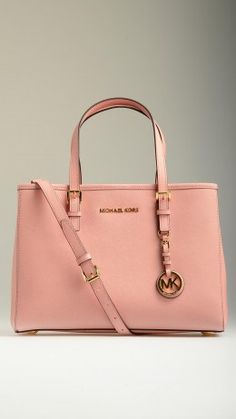 Medium pink Jet Set Travel Tote 99191b3eafc