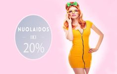 Drabužiai moterims - suknelės, apatinis trikotažas | Covenstock Bodycon Dress, Shopping, Dresses, Fashion, Vestidos, Moda, Body Con, Fashion Styles, Dress
