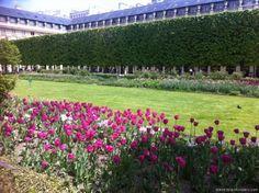 The best parks in Paris