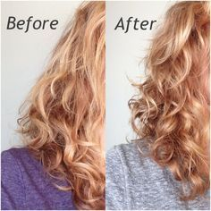 Homemade Hair Reconstructor: 1 T Apple Cider Vinegar 1 T Glycerin (can be found at drugstores such as Walgreens) Egg 2 T Castor Oil (can be found in specialty beauty stores or online)  leave on for 1-2 hours, shampoo out as normal, use 1x weekly