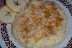 Jednoduchá mléčná rýže / rýžová kaše Baby Food Recipes, Macaroni And Cheese, Smoothies, Ale, Oatmeal, Food Porn, Eggs, Cooking, Breakfast