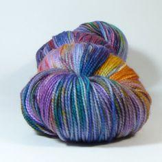 Jest Merino/Nylon Sock in Gloaming by Playatlifefiberarts