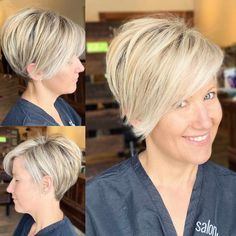 50 Best Pixie And Bob Cut Hairstyle Ideas 2019 - . 50 Best Pixie And Bob Cut Hairstyle Ideas 2019 - . 50 Best Pixie And Bob Cut Hairstyle Ideas 2019 - Short Pixie Haircuts, Cute Hairstyles For Short Hair, Short Hair Cuts, Curly Hair Styles, Hair Styles Short Women, Short Hair Long Bangs, Pixie Cut With Long Bangs, Short Pixie Bob, Pixie Haircut Styles