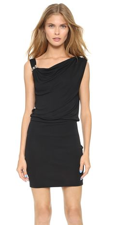 Versus One Shoulder Dress | SHOPBOP