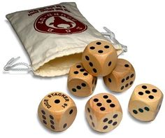 FARKLE- dice game to teach chance/probability/predicting outcomes! I haven't played this in years but it used to be one of my favorites! I need to play it again soon. Probability Games, Math Games, Math Activities, Dice Games, Math Teacher, Math Classroom, Teaching Math, Love Math, Fun Math