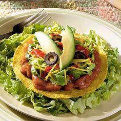Try Ortega Vegetarian Tostadas at family night!