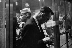 Photographs From the '50s Show a Very Different Penn Station | Mental Floss
