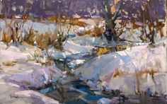 Illume Gallery of Fine Art Lori Putnam Salt Lake City Utah Original Artwork chasing the light