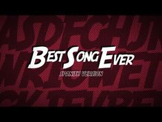Best Song Ever (spanish version) - Kevin Karla & La Banda (Lyric Video)