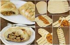 How to DIY Delicious Apple Braided Bread!