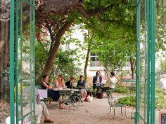 Five Museum Cafés: The Paris List - Vicki Archer