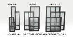Simsational Designs: Looker Window Addons