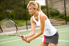 Love Albion Fit tennis cloths and swimsuits. Super flattering jackets too. My new favorite!
