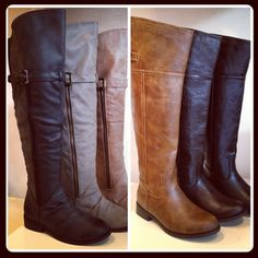 Fall boots ❤❤❤