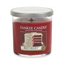Yankee Candle Red Velvet Small Lidded Candle Tumbler