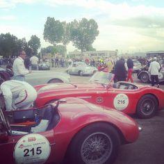 May 2013 - Vintage Ferrari
