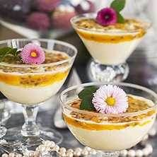 Mango mousse Desserts In A Glass, Mini Desserts, No Bake Desserts, Mango Mousse, Best Dessert Recipes, Delicious Desserts, Candy Making, Chocolate Recipes, Panna Cotta