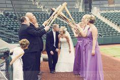 Danett Setmire Photography: Baseball Wedding: Part2