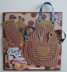 Keuken Mother Card, Mothers Day Cards, Scrapbooking, Scrapbook Cards, Making Greeting Cards, Greeting Cards Handmade, Love Cards, Diy Cards, Scrapbook Recipe Book
