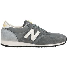 New Balance | 420 New Balance | Unisex Outlet | U420UKG. Complete your footwear palette with the New Balance 420. Its lightweight suede/canvas uppers, offbeat …