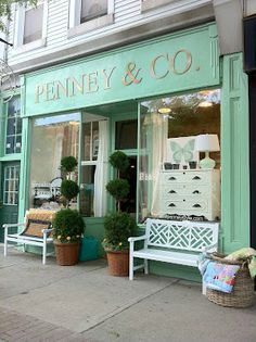 Restoration House: Welcome Penney & Co.!