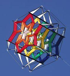 Houtermans Star Box Kite by HQ Kites - Kitesrus.com(#106615)(249.99)