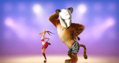 Gazelle y yo ! #zootropolis #zootopia #gazelle #shakira