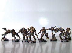 40k beastmen necromunda gang by mayajid