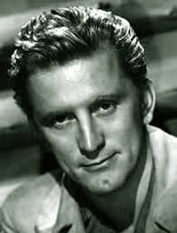 "Kirk Douglas (né Issur Danielovitch) Some of his most memorable characters were in the title role of ""Spartacus"" as van Gogh in ""Lust for Life"" and as Doc Holliday in ""Gunfight at the O. Hollywood Stars, Hooray For Hollywood, Hollywood Icons, Hollywood Actor, Golden Age Of Hollywood, Vintage Hollywood, Classic Hollywood, Kirk Douglas, Gena Rowlands"