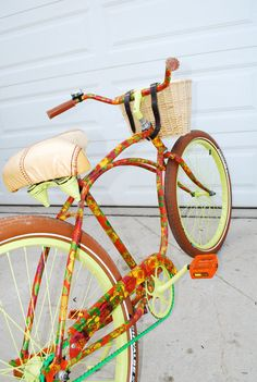 custom beach cruiser,