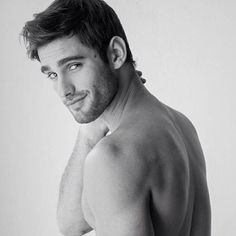 Ricardo Baldin, aka, the hero inspiration for Parker Drake (paramedic at Station Eight) The book is only swimming in my head right now, but trust me. It's there!