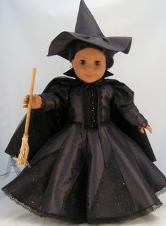 wicked witch costume!
