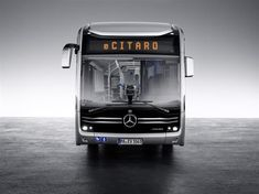 MERCEDES-BENZ eCitaro electric buses are designed for cities of the future Daimler is working on an electric version of its Citar. Benz E, Mercedes Benz, High Deck, Buses, Trucks, Technology, Design, Electric, Projects