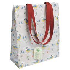Blue Tit Bird Eco Shopping Bag