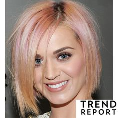 katy perry blunt bob haircut - Google Search