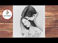 romantic love❤ pencil sketch | step by step husband and wife drawing - YouTube Love Pencil Sketch, Man Vs Wild, Figure Sketching, Romantic Love, Cool Art, Sketches, Husband, Drawings, Artist
