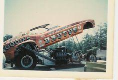 Vintage Drag Racing - Funny Car - Brutus