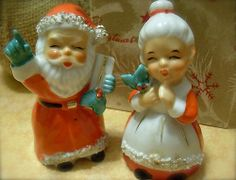 """My """"New"""" Old Salt and Pepper Shakers"""