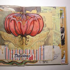 These insane pages are the sketchbooks of Ben Finer.