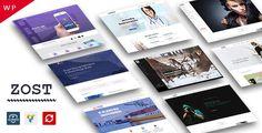 ThemeForest - Zost v1.0 - Portfolio / Agency / Multipurpose WordPress Theme