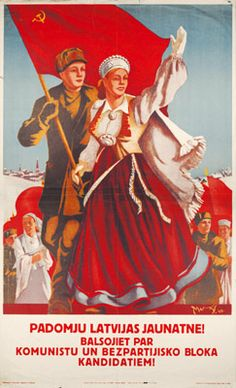 A Collection of Posters from the Soviet Union and its Satellite Nations Political Posters, Political Art, Warsaw Pact, Propaganda Art, Socialist Realism, Soviet Union, Eastern Europe, Vintage Posters, Wwii
