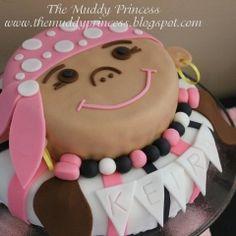 Pirate Princess Birthday Party