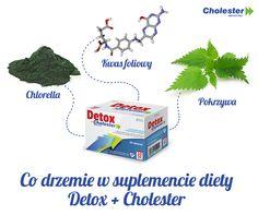 Detox + Cholester to idealny preparat, kiedy chcesz jednocześnie oczyścić organizm i zadbać o prawidłowy poziom cholesterolu. Zawiera on naturalne substancje, które skutecznie wspierają oczyszczanie, a także wspomagają utrzymanie właściwego poziomu cholesterolu.  #detox #oczyszczanie #toksyny #zdrowie